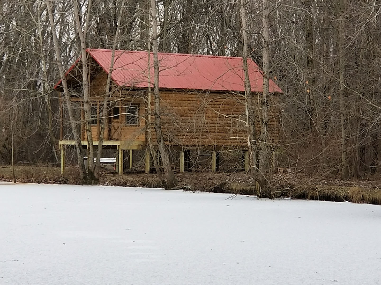 Cabin at Lake